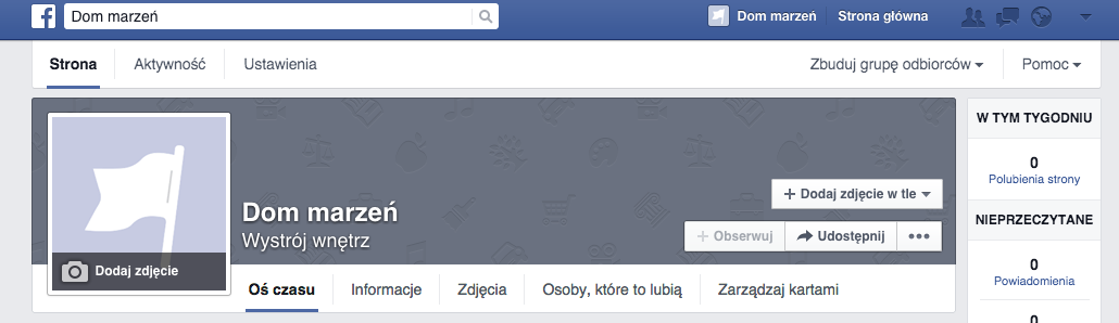 złe cover photo